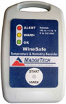 MadgeTech WineSafe RH Temp Data Logger