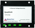 MadgeTech 4-Channel DC Voltage Recorder